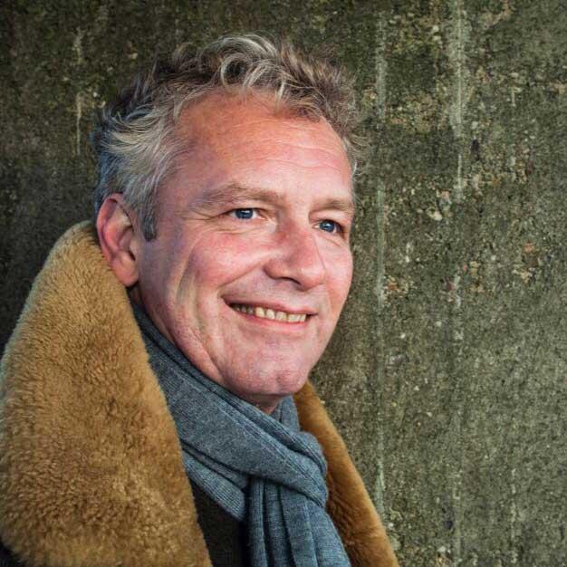 Projectmanager standbouw Bruce Groenendal